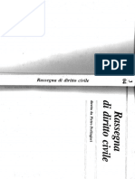 Levoluzione Interpretativa Della Clausola Generale Di Buona Fede Nella Dinamica Del Comportamento Contrattuale - Bandinelli