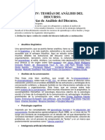 UNIDAD IV Tareas Introduccion Al Analisis Discurso