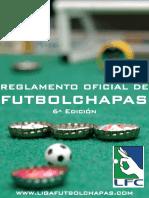Reglamento Futbolchapas 2015 v6.1