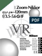 Nikon 24-120mm