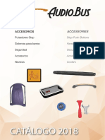 Audio Bus PDF Accesorios