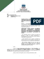 Nunciação c Demoitória - Revelia - Ednaldo Falcão