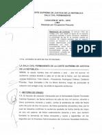 Casación Nº 3076-2015, Lima