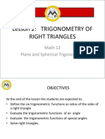 L2 Right Triangles