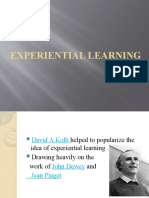 Experiential Learning New