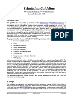 ISO 27001 Audit Guideline v1