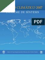 CABIO CLIMATICO IPCC.pdf