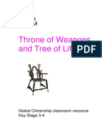 "British Museum Citizenshp ""Throne of Weapons and Tree of Life"""