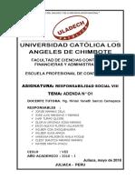 Caratula, 2018, Responsabilidad Social Viii[1]