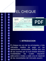 Dispositivas El Cheque Telesup 1