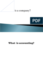 Need for Accounting in Companies