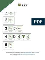 problemas visuales iniciación 1