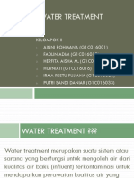industri Water Treatment