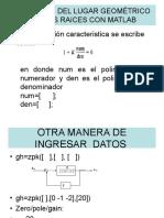 3.2. Ejerdlrcon Matlab