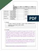 Acuerdos Inicio Año Escolar 2018 P.I.E.