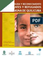[INTERVENCION] Plan Acogida y Reconocimiento Quilicura 2014