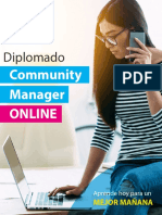 Diplomado Community Manager ONLINE Colmed