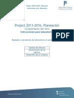 Project 2013 2016 Plan Instrucciones Labs