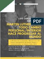 Martin Luther King MUNOZ 2018 25p