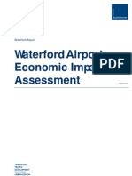 Waterford Airport Economic Impact Assessment