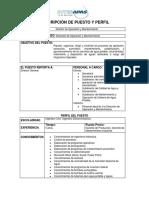 DESCRIPCION PUESTO DIRECTOR OPERACION MANTENIMIENTO.pdf
