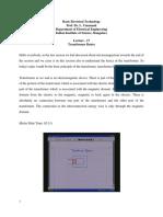 Lecture 16 - Transformer Basics Part 1