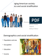 The Changing American Society Final Ppt