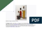 Botellas de Vinagre en Diferentes Formatos