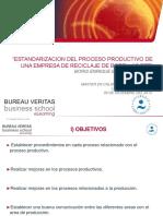 Defensa_tfm_estandarizacion Del Proceso Productivo de Una Empresa de Reciclaje de Botellas Pet_master en Calidad y Excelencia en Las Organizaciones_julio 2012_bravo_asencios_boris