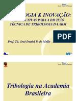 tribologiabrasileira - TRIBOBR
