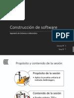 construccion de software