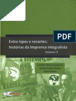 GONÇALVES, Leandro Pereira e TANAGINO, Pedro Ivo Dias. Páginas de Plínio Salgado