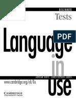 Language In Use Beginner Tests.pdf