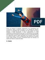 Mejores Super Heroes y Personajes