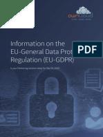 Regulamento Preotecaçao de Dados Flyer_GDPR_DSGVO_EN