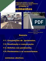 Construção de Pavimentos
