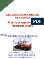 mantenimiento de vehiculos de carga liviana