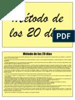 metodo 20 dias parte 1.pdf
