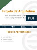 22 - Projeto de Arquitetura.pdf
