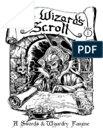 Wizards Scroll - 01