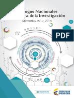 Diálogos nacionales sobre ética de la investigación