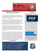 DCPU - CID Newsletter - July 2018