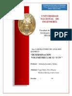 9 Informe de análisis químico FIGMM