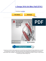 AutoCAD Raster Design 2016