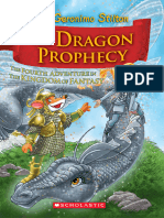 Dragon Prophecy - Geronimo Stilton