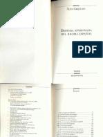 Defensa apasionada del idioma español-Alexis Grijelmo