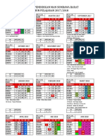 Kalender Pendidikan 2017-2018