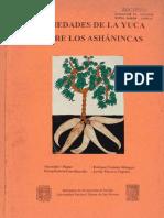 2001 Javier Macera Variedades de La Yuca Entre Los Ashanincas
