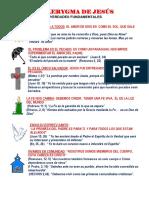 EL KERYGMA DE JESÚS.docx