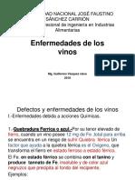 Enfermedades de Los Vinos Gvc